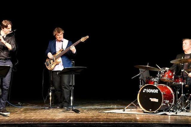 Wie war's beim… Jazzkonzert des Axel-Kühn-Trios in Denzlingen?