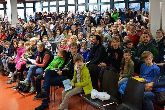 Kirchzartener Marie-Curie-Gymnasium zeigt Facetten des Schullebens