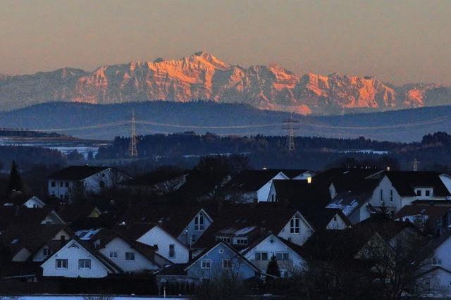 Beste Alpensicht