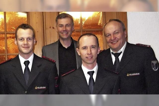 Stefan Keller übernimmt die Führung der Feuerwehr Ewattingen
