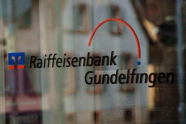 Vorstandswechsel bei der Raiffeisenbank Gundelfingen