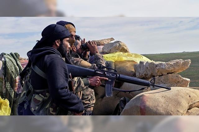 Anti-IS-Allianz macht Druck auf Berlin