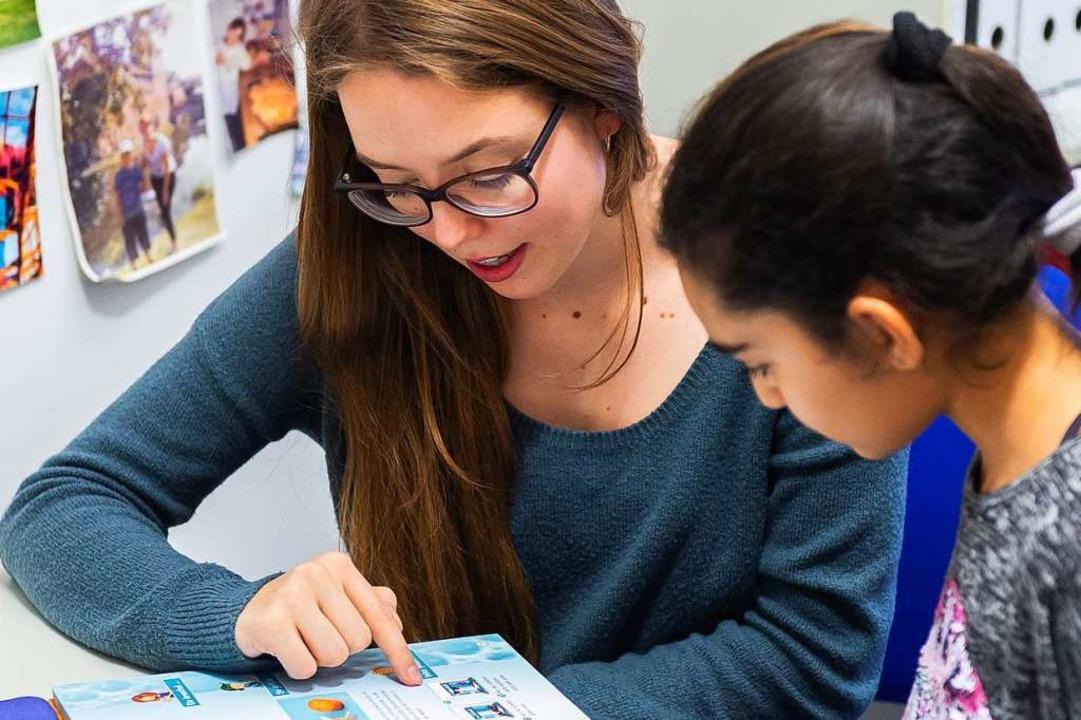Die Patenschaft soll den Kindern neue Erfahrungen ermöglichen.  | Foto: dpa
