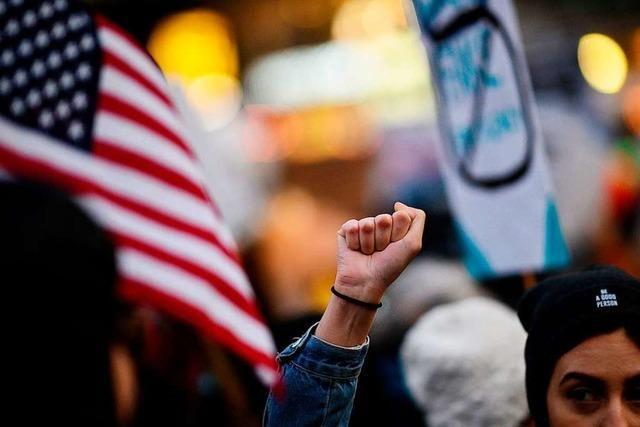 Sammelklage von 16 US-Staaten gegen Trumps Notstandserklärung