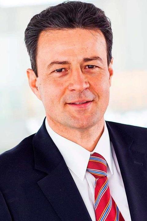 Uwe Barth.  | Foto: Volksbank