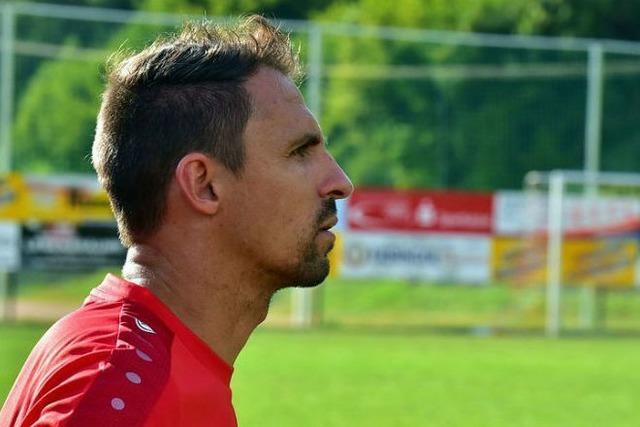 Jan Ernst wird neuer Trainer beim FC Waldkirch