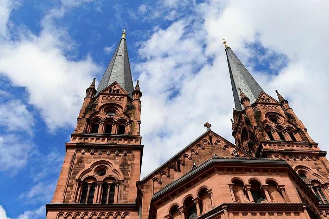 Bei der Johanneskirche griff der Mann der Jugendlichen ans Gesäß.  | Foto: Ingo Schneider