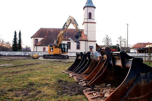 Römerfunde sorgen für Abbruch der Erschließung eines Neubaugebiets