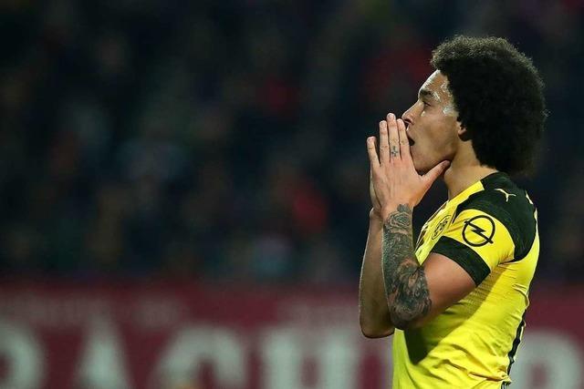 Gründe für den Leistungsknick bei Borussia Dortmund