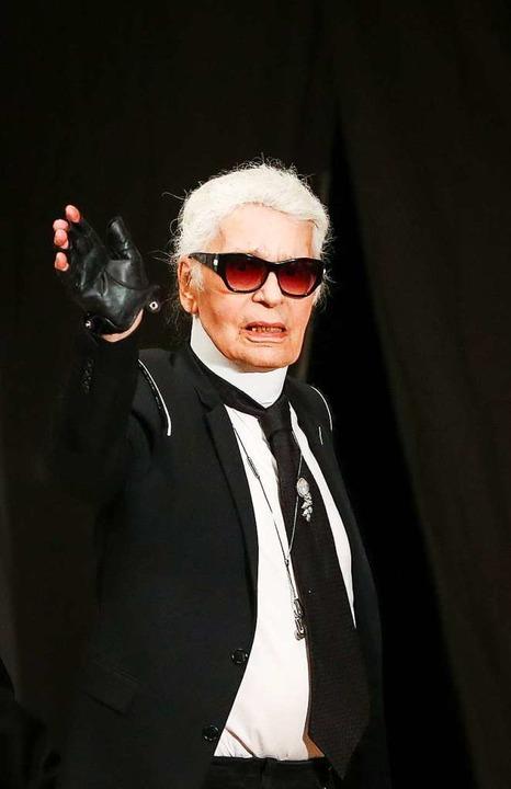 Karl Lagerfeld  | Foto: dpa