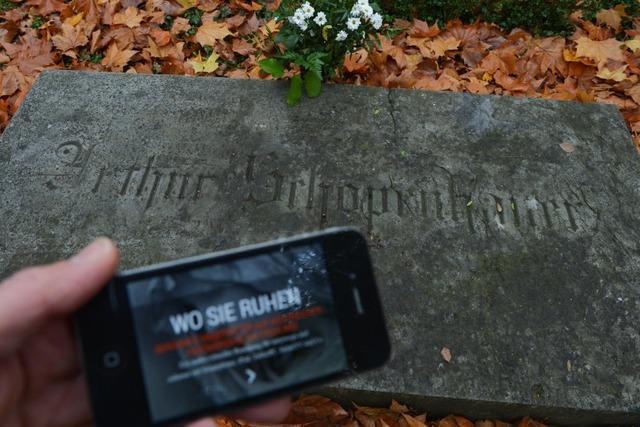 Offenburg will seinen Friedhof digitalisieren, um Mitarbeiter zu entlasten