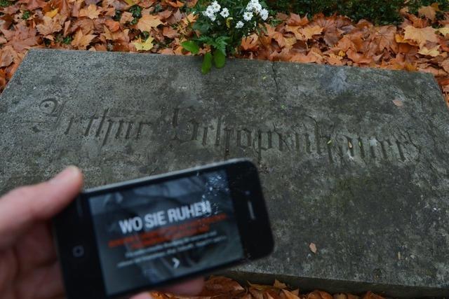 Warum Offenburg seinen Friedhof digitalisieren will