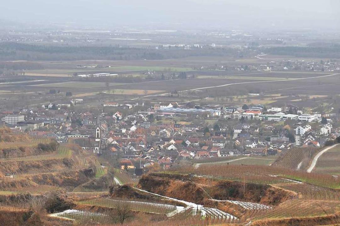 Eine Vision für Ihringen soll im Gemeindeentwicklungskonzept formuliert werden.  | Foto: Kai Kricheldorff