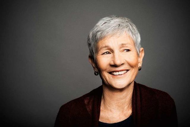 Tempodrom-Gründerin Irene Mössinger liest in Freiburg