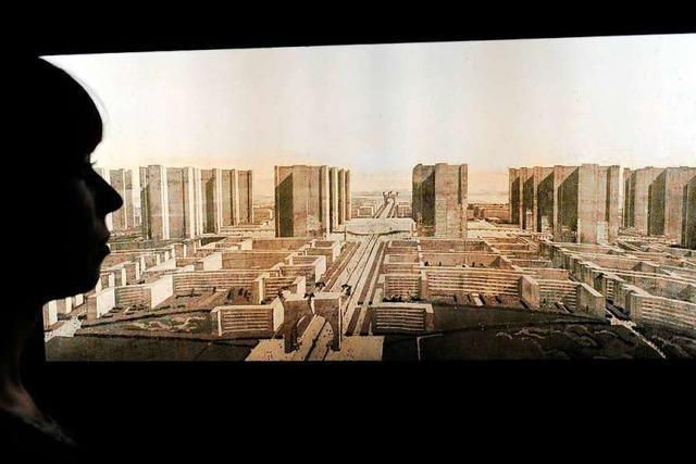 Wachstum: Nicht das Dorf und das Land, sondern die Stadt gilt als das Menschengemachte und damit Planbare.
