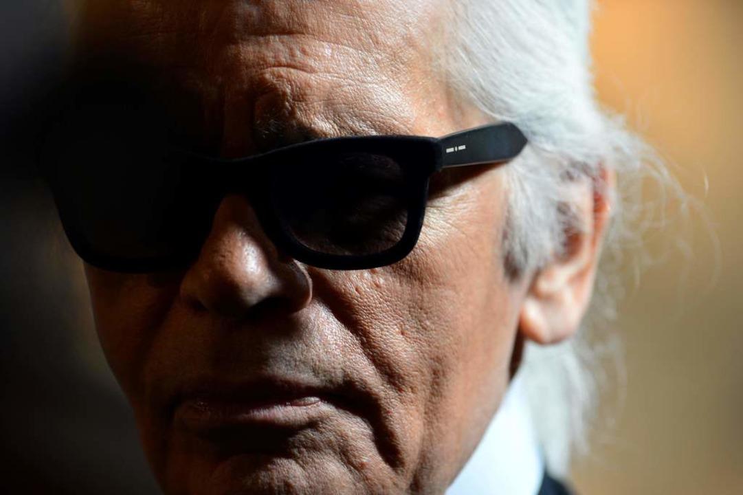 Karl Lagerfeld.  | Foto: AFP