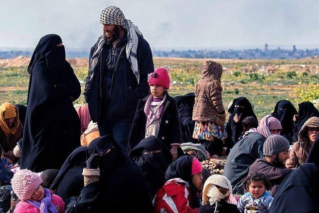 Rückkehr der deutschen IS-Kämpfer: Wegducken geht nicht