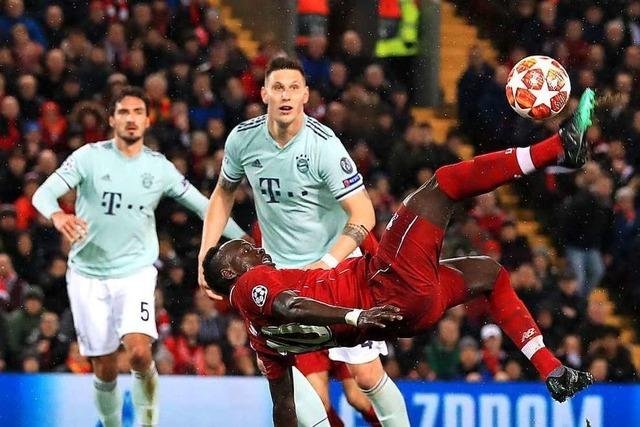 Liverpool und Bayern München zeigen eine sehenswerte Nullnummer