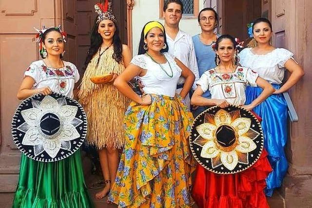 Die Tanzgruppe Acutun bringt ein bisschen Lateinamerika nach Freiburg