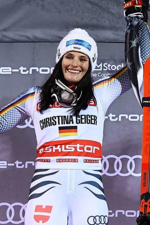 Christina Geiger   | Foto: AFP
