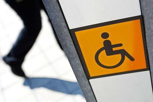 Land stellt zu wenig Behinderte ein - und muss Millionenbetrag zahlen