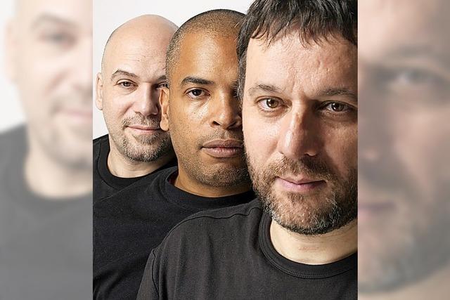 Danny Krivit, Joe Claussell und François Kevorkian legen im Basler Moon Club auf