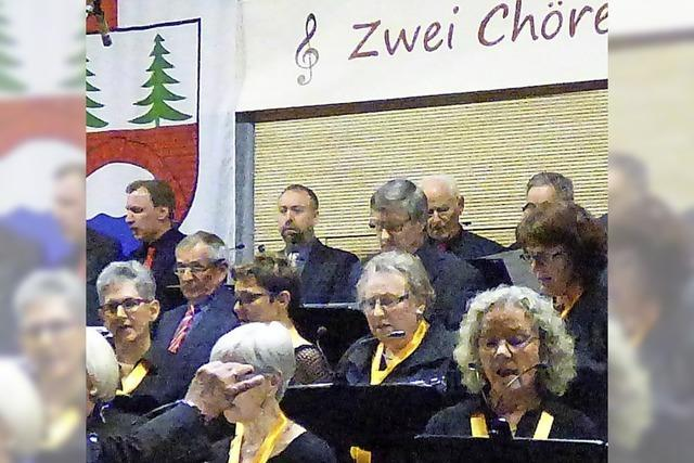 Sängerinnen halten Sänger am Leben