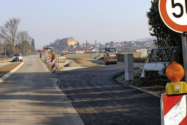 Kreisstraße wird gesperrt