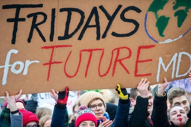 Parlament von Basel ruft nach Schüler-Protesten den Klimanotstand aus