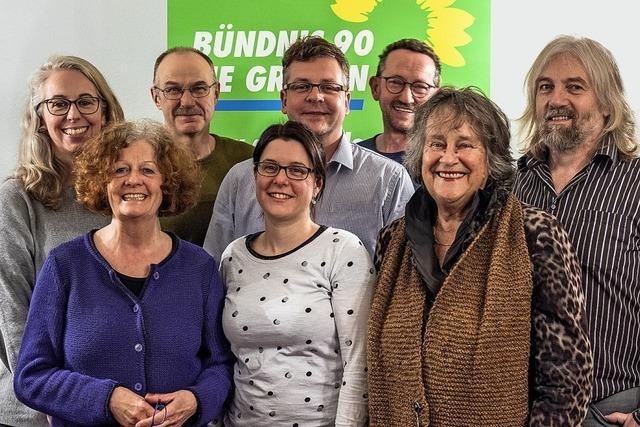 Grüne: Klimaschutz vor Ort auf Agenda
