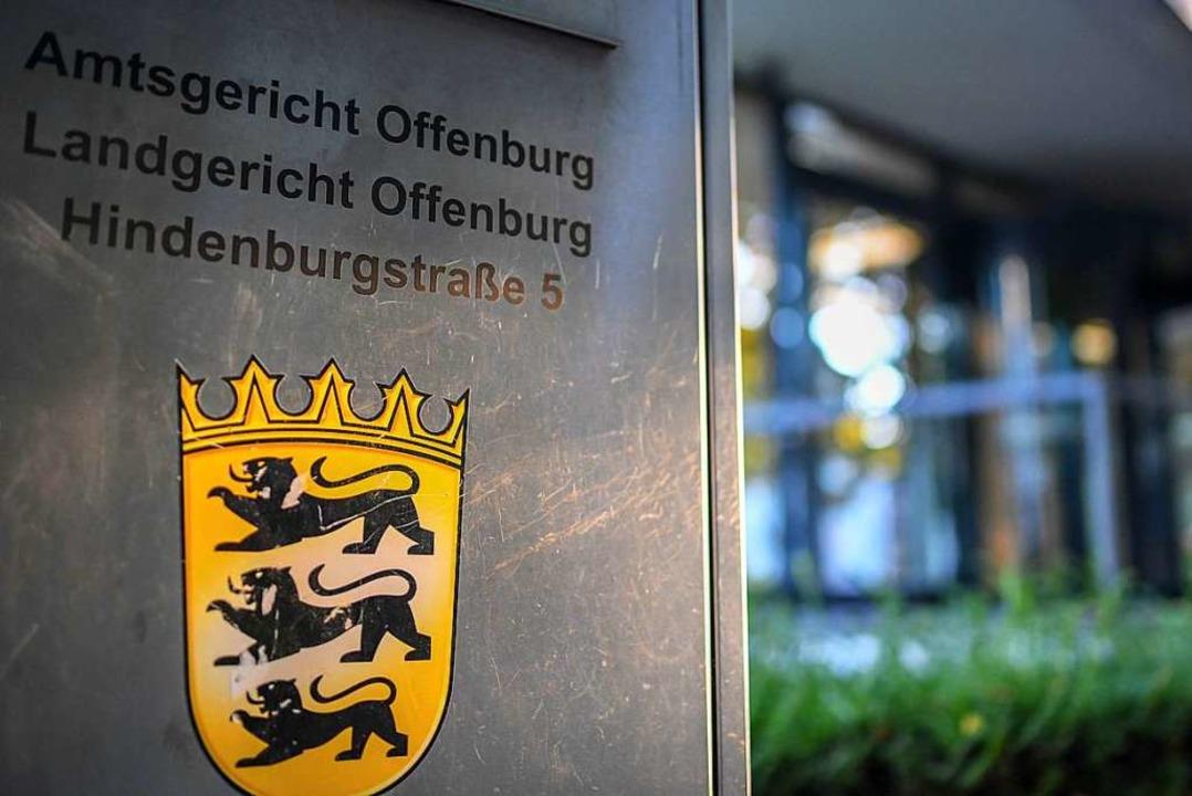 Der Fall wird am Landgericht Offenburg verhandelt.  | Foto: dpa