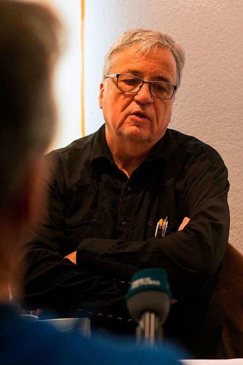 Jürgen Dettling  | Foto: Patrik Müller