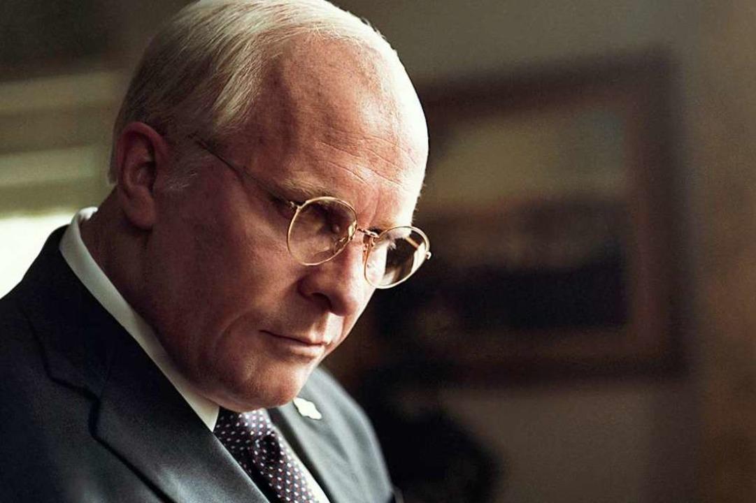 Stiller  Strippenzieher der amerikanis...olitik: Christian Bale als Dick Cheney  | Foto: Greig Fraser / Annapurna Picture