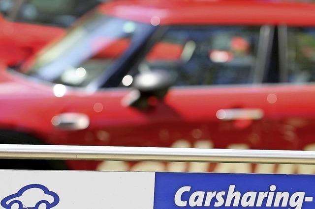 Carsharing auf Erfolgsspur