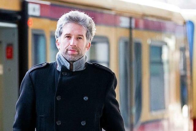 Boris Palmer in Berlin: