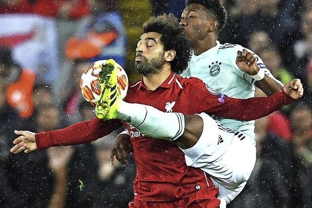 Der FC Bayern München kann auch wieder defensiv
