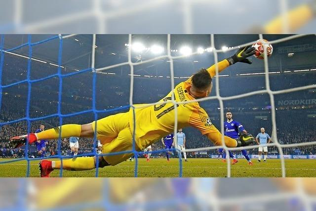Schalke verspielt eine 2:1-Führung