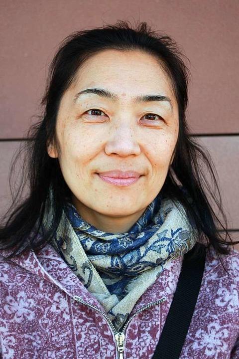 Eriko Aoyama-Pabel  | Foto: Gabriele Fässler