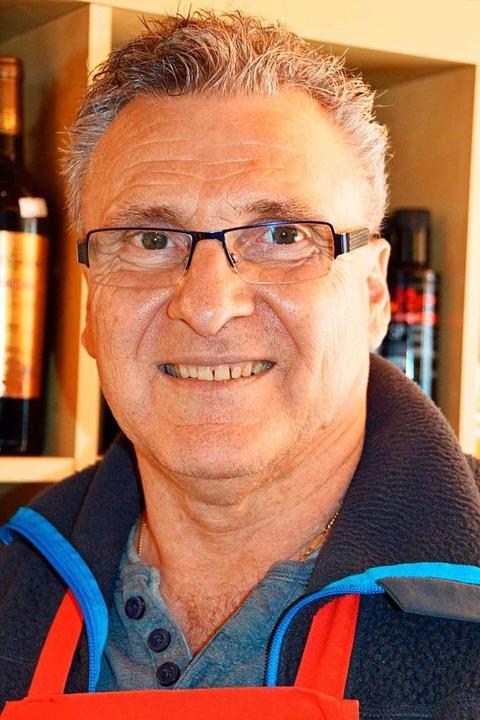Antonio Locorotondo  | Foto: Gerhard Lück