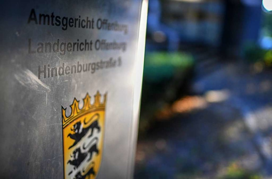 Der sechste Verhandlungstag in Offenburg  | Foto: dpa