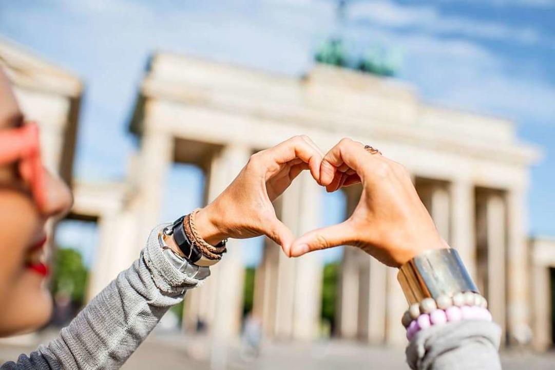 Es geht mehr auf Tinder in Berlin &#8211; aber<ppp></ppp>  | Foto: rh2010 (Adobe Stock)
