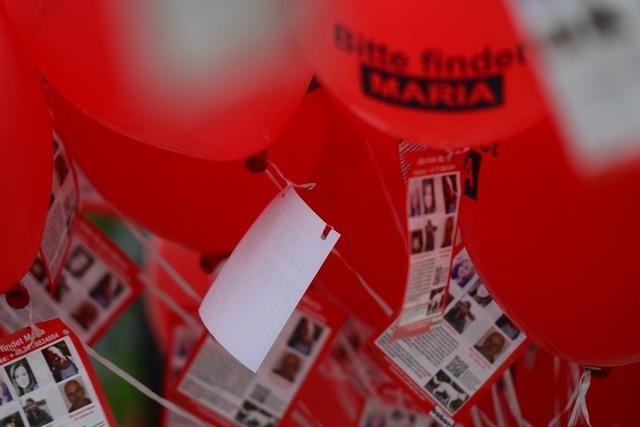 Fall Maria: Interpol und LKA schalten sich in Fahndung ein