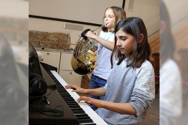 Junge Talente überzeugen bei