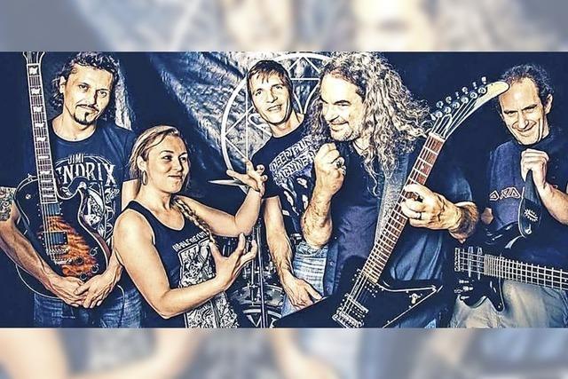 Metal-Nacht im Eisenwerk