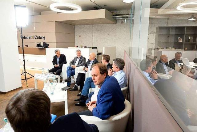 Leidenschaftlich, aber sachlich-fair: Die BZ-Debatte zu Dietenbach