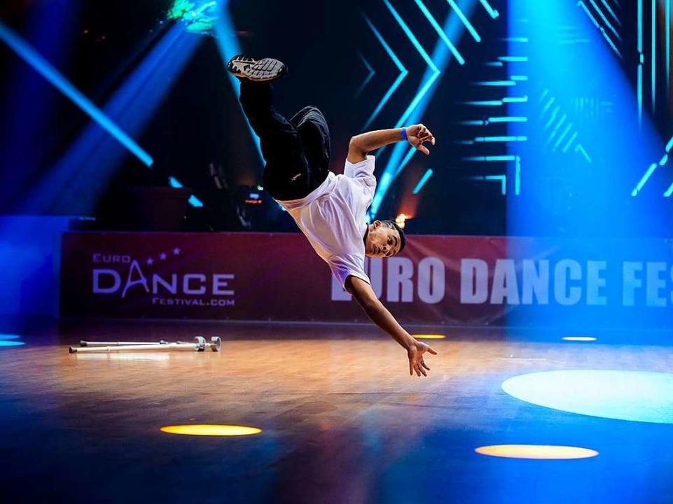 Das Festival bietet Raum für viele unterschiedliche Tanzstile.  | Foto: Valentin Behringer