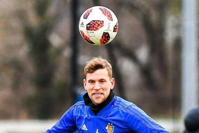 FC-Basel-Profi Fabian Frei: