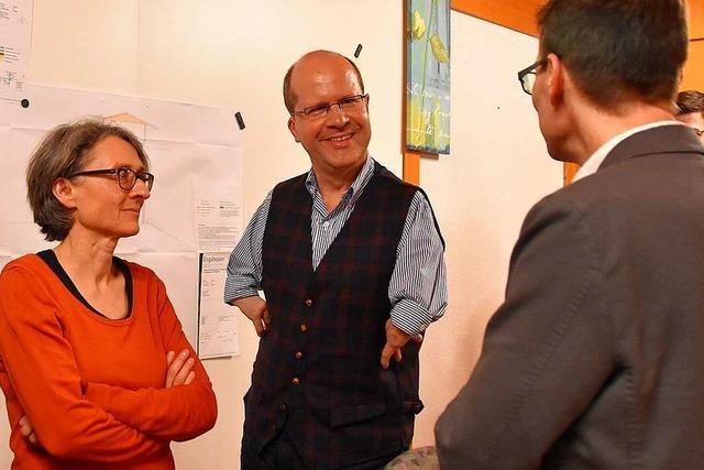So war die letzte Ratssitzung von Horbens Bürgermeister Markus Riesterer