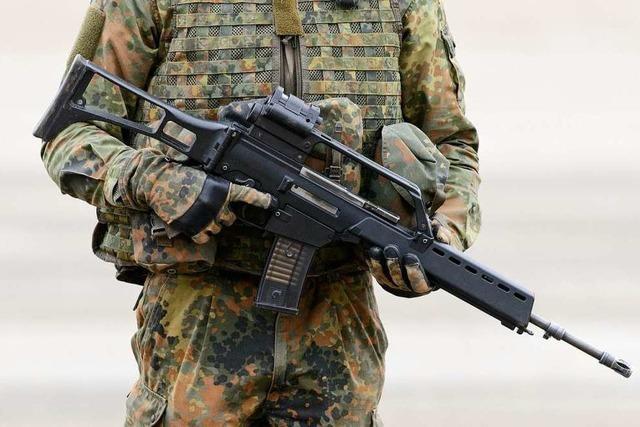 Waffenexporte eindämmen