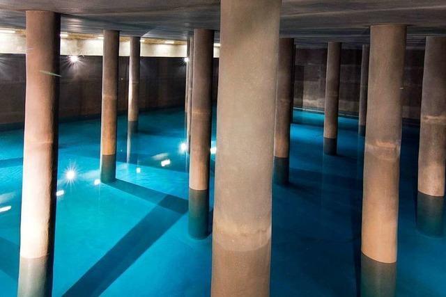 Besichtigen Sie das Wasserwerk in Freiburg-Ebnet!